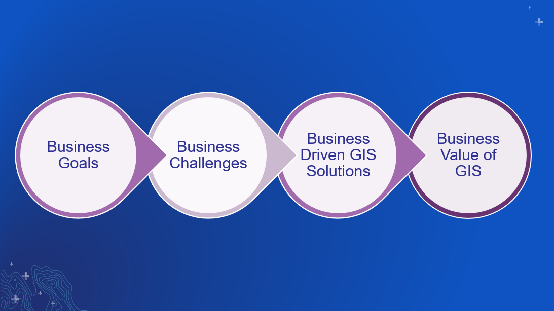 Business values of GIS
