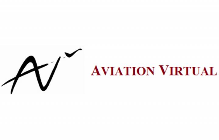 Aviation Virtual logo