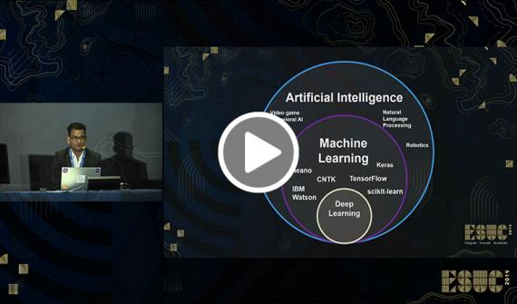 AI, machine learning and deep learning in ArcGIS card