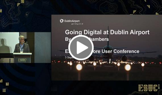 Going digital at Dublin Airport card