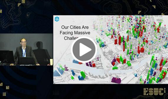 Innovative 3D in ArcGIS: Urban & Indoors card