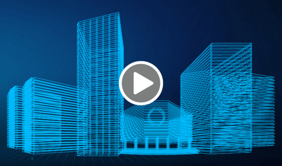 Visualising future structures now: The power of BIM in GIS video card